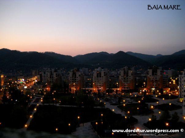 Baia Mare City
