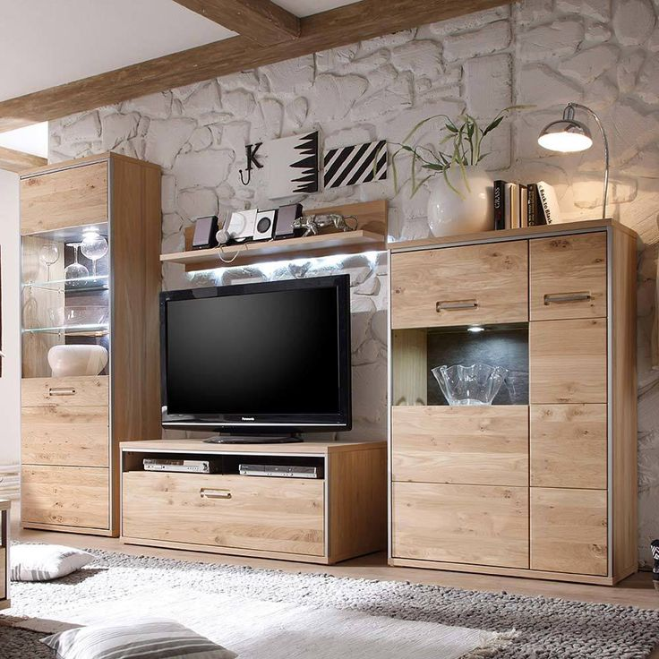 96 best Meble z drewna - piękno naturalnego materiału images on - wohnzimmer led beleuchtung