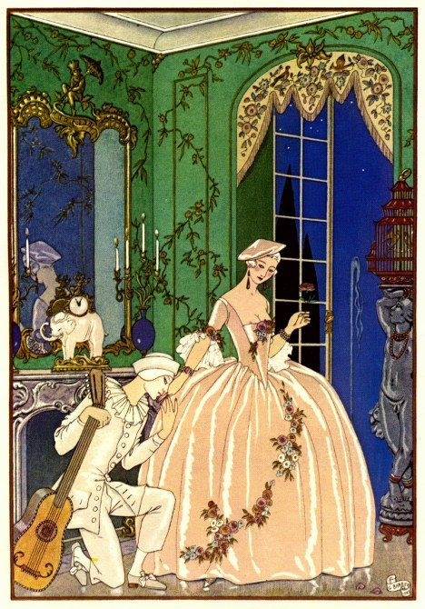Petes Galantes (George Barbier)