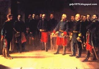 La Guerra del Pacífico 1879 - 1884 (Perú, Bolivia y Chile): El último cartucho
