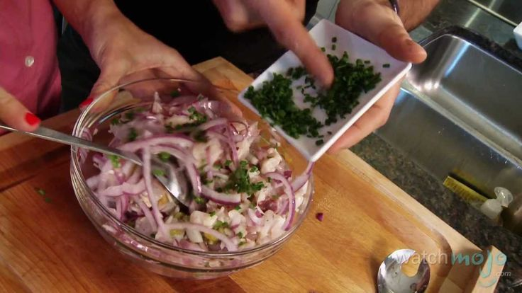 Authentic How to Make Ceviche: Peruvian Seafood Dish, ,