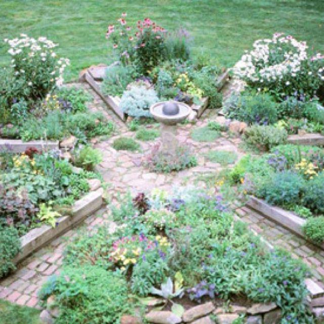 17 Best Images About Herb Garden Design On Pinterest
