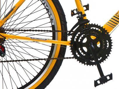 Bicicleta Colli Bike CB 500 Aro 26 - 21 Marchas com Freio V-Brake com as melhores condições você encontra no Magazine Ciabella. Confira!