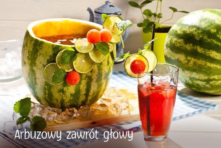 #smacznastrona #przepisyTesco #poradyTesco #arbuz #poncz #soktruskawkowy #mniam #food