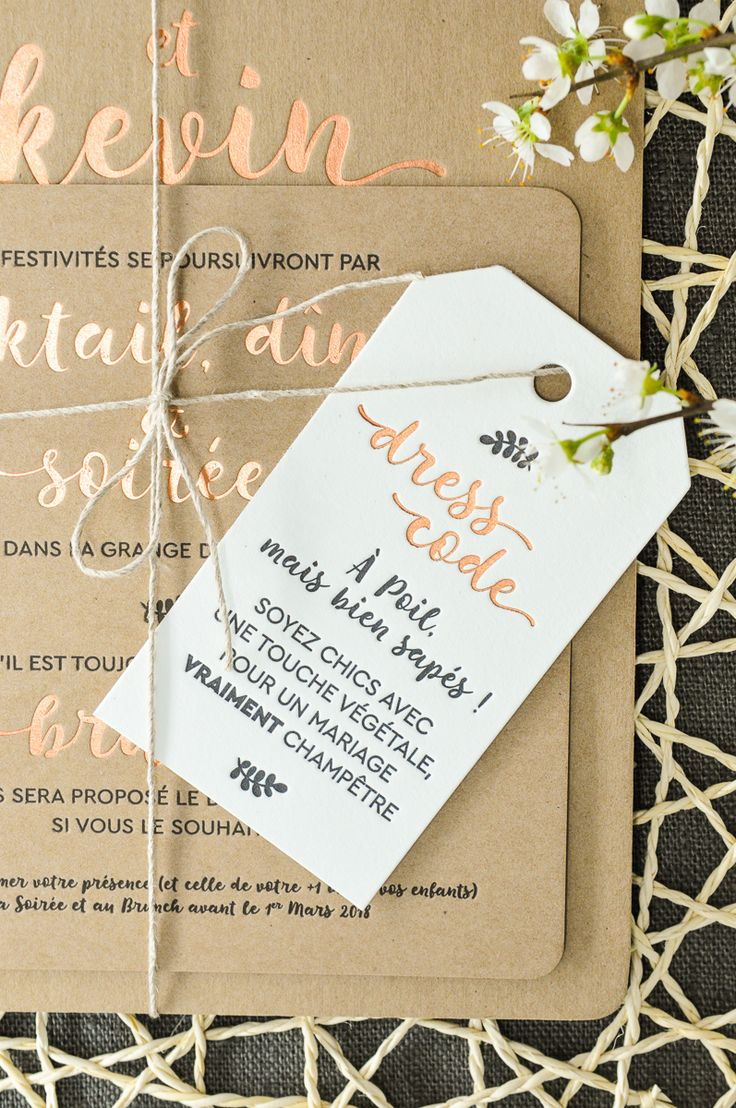 120 best faire part de mariage l gant et cr atif images on pinterest elegant wedding foil