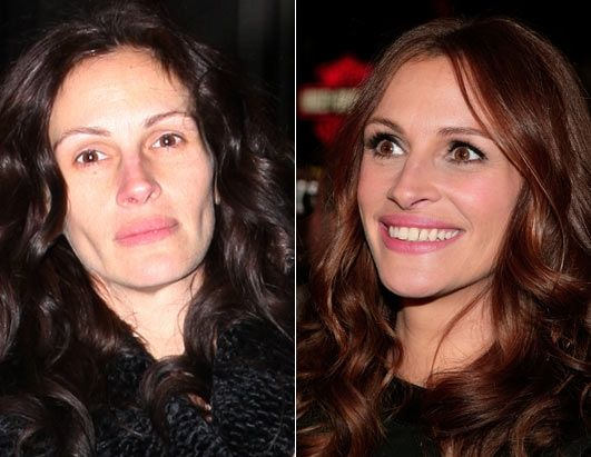 Celebrities without makeup 12 i like her both ways pretty features