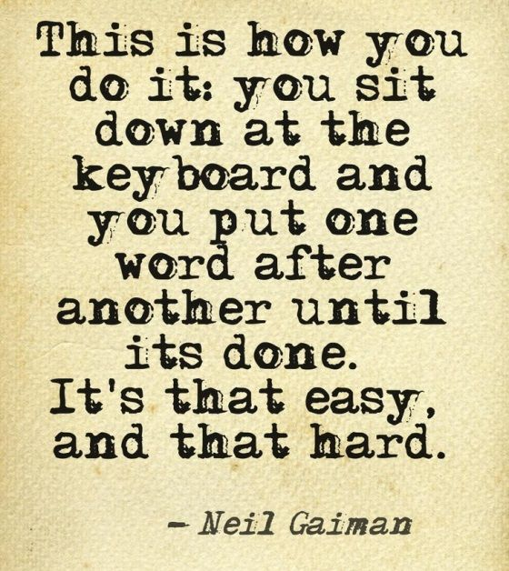 Inspirational Quotes About Writing | with writing quotes tips and just funny or cool texts about writing ...