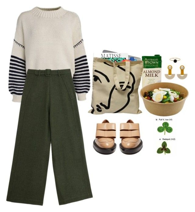 """LNDN"" by vesleku on Polyvore featuring Sportmax, Samantha Pleet, Rachel Comey, Ginette NY and Marni"