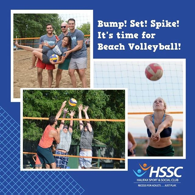 From Halifaxssc The Beach Is Calling This Spring Summer Soak Up Some Rays And Feel The Sand Between Y Beach Volleyball Most Popular Sports Beach