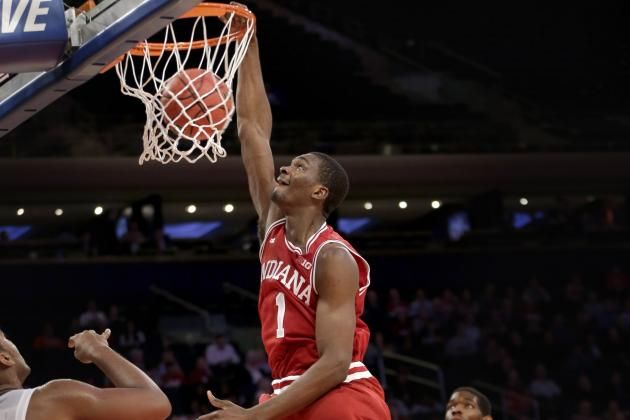 Why Noah Vonleh Is Safer 2014 NBA Draft Prospect Than Julius Randle   #IUCollegeBasketball