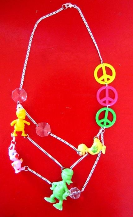 duckies, necklace