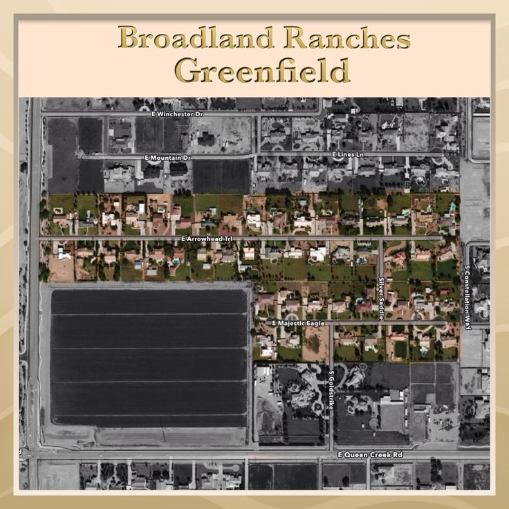 Broadland Ranches Greenfield Gilbert Arizona info on homes for sale, builder, HOA, schools, utilities and community amenities with pictures, map and more.... The Robert Palm Team - Realty ONE Group. (480) 359-4669