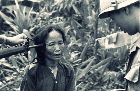 """Vietnam Wislawa Szymborska Woman, what's your name?"""" -I don't know."""" -How old are you? Where are you from?"""" -I don't know."""" -Why did you dig that burrow?""""  -I don't know."""" -How long have you been hiding?"""" -I don't know."""" -Why did you bite my finger?"""" -I don't know."""" -Don't you know that we won't hurt you?"""" -I don't know."""" -Whose side are you on?""""  -I don't know."""" -This is war, you've got to choose.""""  -I don't know."""" -Does your village still exist?"""" -I don't know."""" -Are those your children?""""…"""