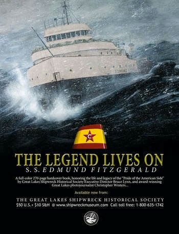 Great Lakes Shipwreck Museum, Whitefish Point, Michigan