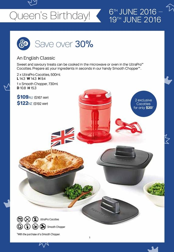 Queen's Birthday! Save over 30% An English Classic 6TH JUNE 2016
