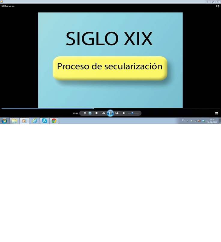 Software Studio Historia. SE - CU - LA - RI - ZA - CIÓN