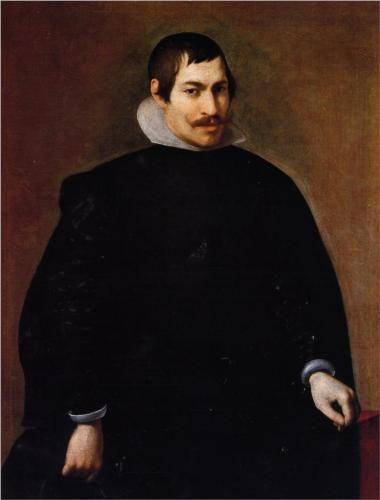 Portrait of a Man - Diego Velazquez