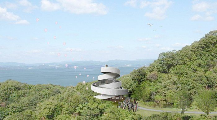 Hiroshi nakamura japan architektur trauung architektur moderne