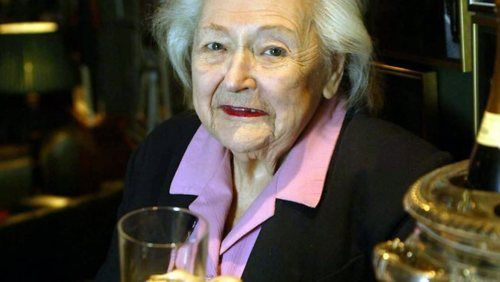 Nancy Wake(30 August 1912 – 7 August 2011)    Ms Wake, who has died in London just before her 99th birthday, was a New Zealander brought up in Australia. She became a nurse, a journalist who interviewed Adolf Hitler, a wealthy French socialite, a British agent and a French resistance leader. She led 7,000 guerrilla fighters in battles against the Nazis in the northern Auvergne, just before the D-Day landings in 1944. On one occasion, she strangled an SS sentry with her bare hands. O...