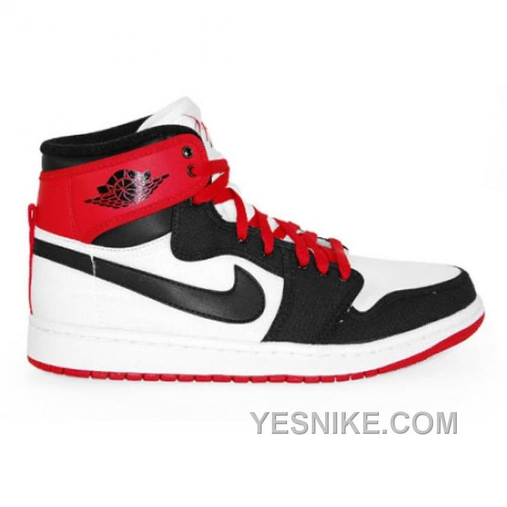 555088-184 Black Toe 1s Air Jordan 1 Retro High Og White Black Gym Red (  Men Women GS Girls)