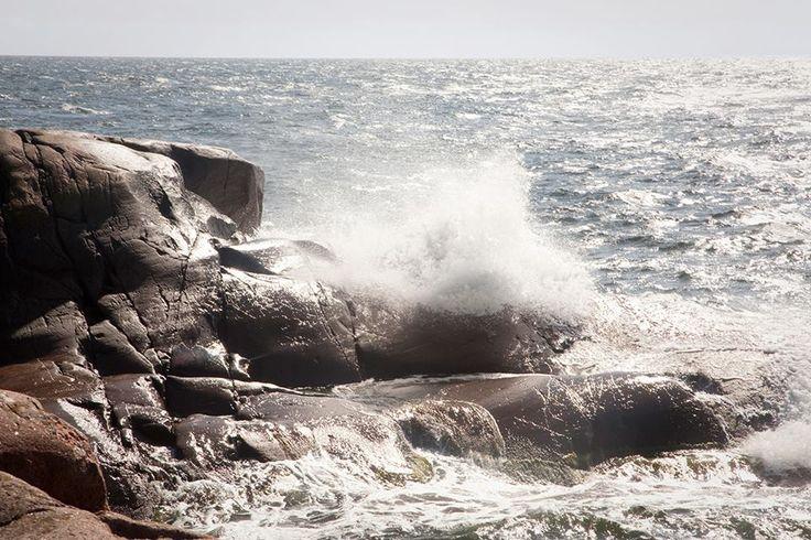Meren voimat kokee Hangossa paremmin kuin missään. #hanko #visitsouthcoastfinland #Finland
