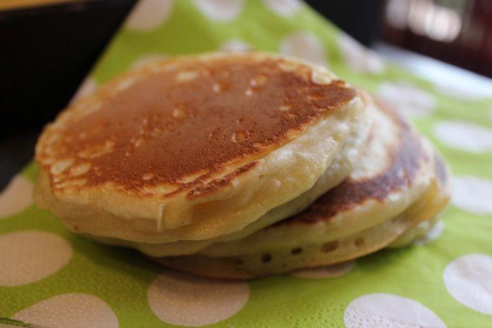 pancakes au babeurre elben