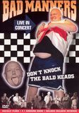 Bad Manners: Don't Knock the Bald Heads [DVD], 10945162