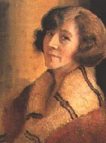 May Gibbs self portrait Gibbs, May (1877 - 1969)