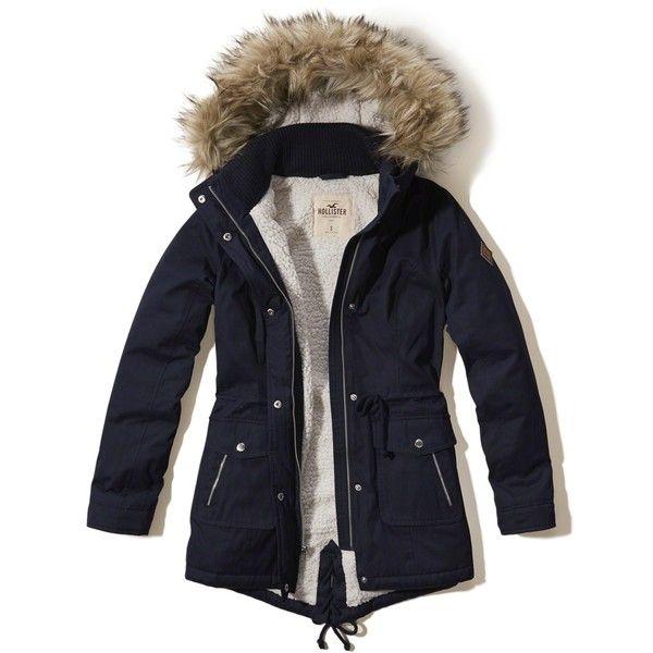Best 25  Navy parka ideas on Pinterest   New york winter outfit ...