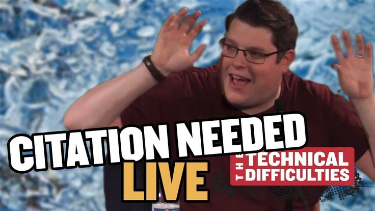 The Ice Block Expedition and Chainsaw Licenses: Citation Needed LIVE, Pa...