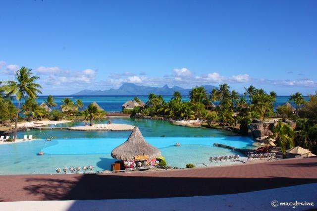 Inter Continental Hotel, Papeete, Tahiti