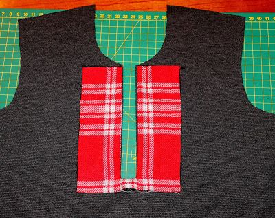 Aventuras de costuras: Tapeta cuello Polo, paso a paso. How to a polo placket