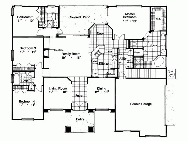 16 best charmed images on pinterest interior ideas for Charmed house blueprints
