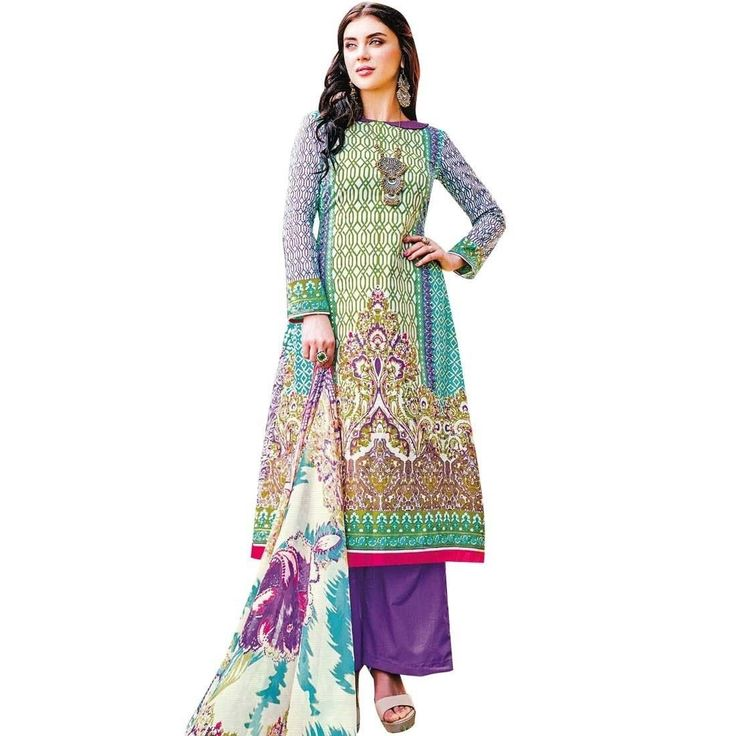Ready Made Ethnic Printed Cotton Salwar Kameez Online Indian  #ShopNow #DressMaterial #FreeShipping #Designer #SalwarSuit #NewStuff #LowestPrice #SalwarKameez