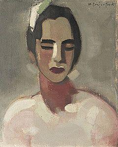 Helene Schjerfbeck: Kalifornialainen