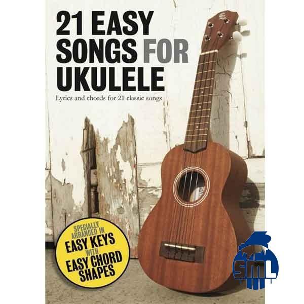 O ukulele está a tornar-se um instrumento muito popular, pela sua sonoridade, facilidade de aprendizagem e portabilidade. Procura canções fáceis de tocar no sue ukulele? Neste livro encontra 21 canções com os acordes para ukulele.