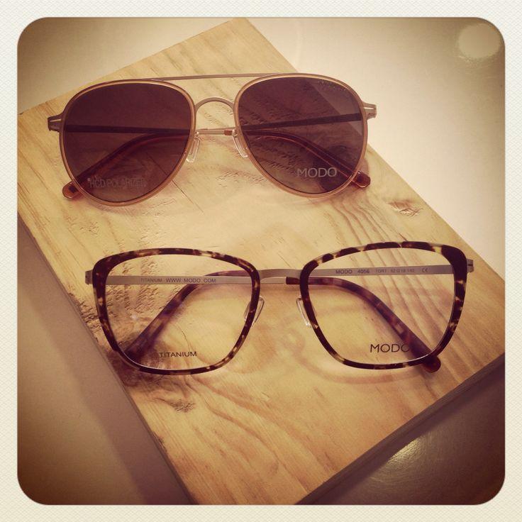 Gafas de sol y Montura MODO