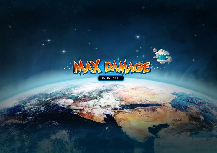 Max Damage is back, and this time he means business. Join max on the reels for an intergalactic battle that will see your wins skyrocket.  Try Max Damage video slot at Major Tom Casino: http://www.majortomcasino.com/