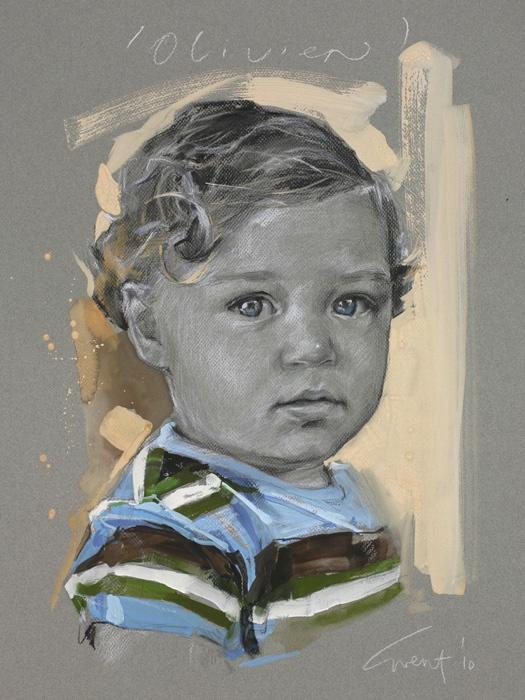 Evert Ploeg - The Portrait Sketch - Gallery