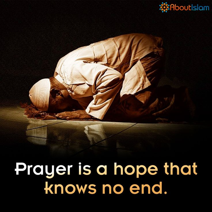 Prayer....it can change any situation!
