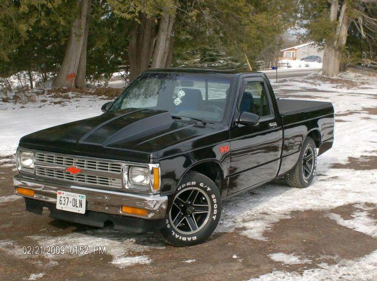 on sale a2ac0 212db ... 1989 Chevrolet S10 Regular Cab ...