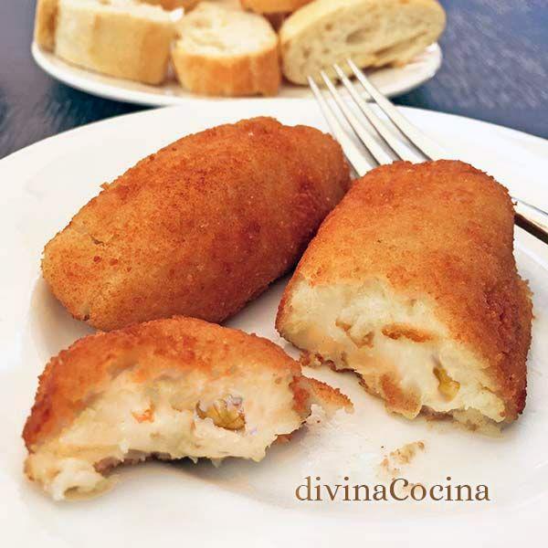 Estas croquetas de queso, miel y nueces, tienen un toque muy especial que siempre sorprende a todos.