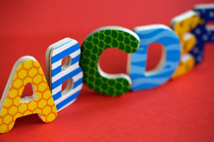 Prononciation : les lettres de l'alphabet