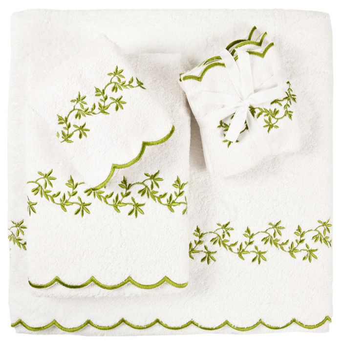 HOME Embroidered TowelsBathroom TowelsZara