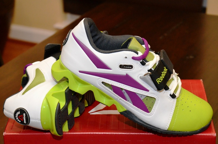 details about reebok crossfit oly lifter white charged