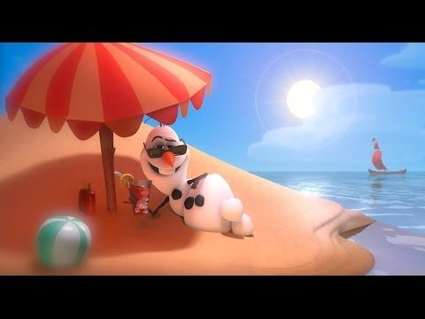 """▶ Frozen """"In Summer"""" song -- Official 