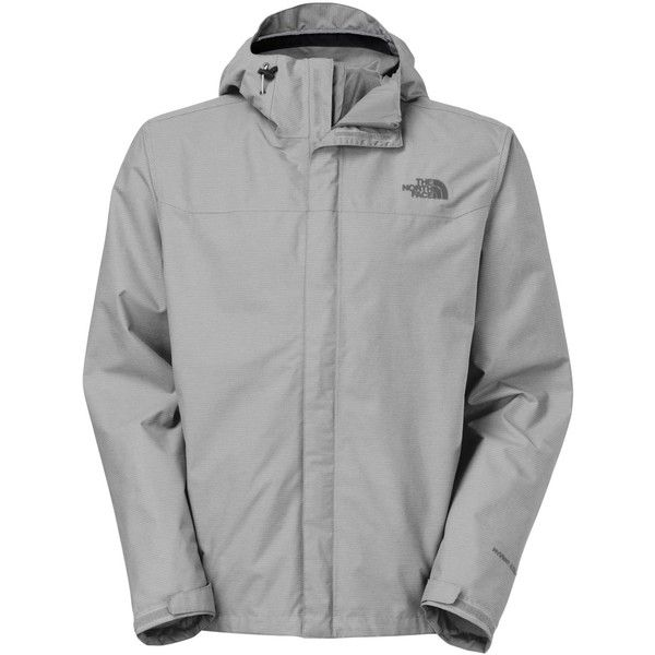 The North Face Men's Venture Waterproof Packable Rain Jacket (€89) ❤ liked on Polyvore featuring men's fashion, men's clothing, men's outerwear, men's jackets, mid grey heather, mens softshell jacket, mens rain jacket, mens jackets and the north face mens jackets