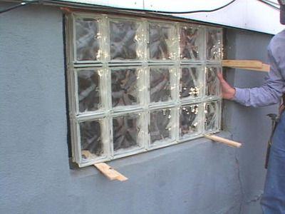 glass block basement windows dearborn mi livonia blocks wall window installation michigan