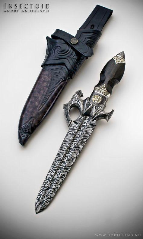 3610 best Cold Steel images on Pinterest   Custom knives ... Katoptris Dagger