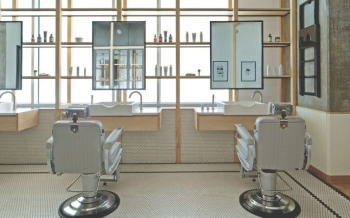 1353 best salon workspaces images on pinterest hair for Salon workspace